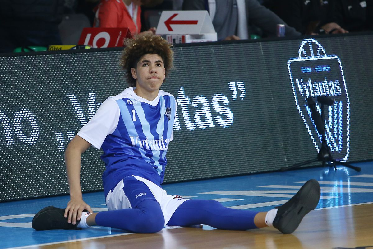 d210e91d5a58 LaMelo Ball wants to play for Duke