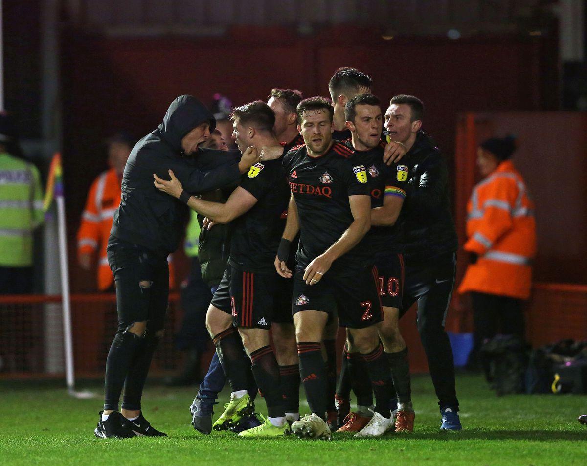 Walsall v Sunderland - Sky Bet League One