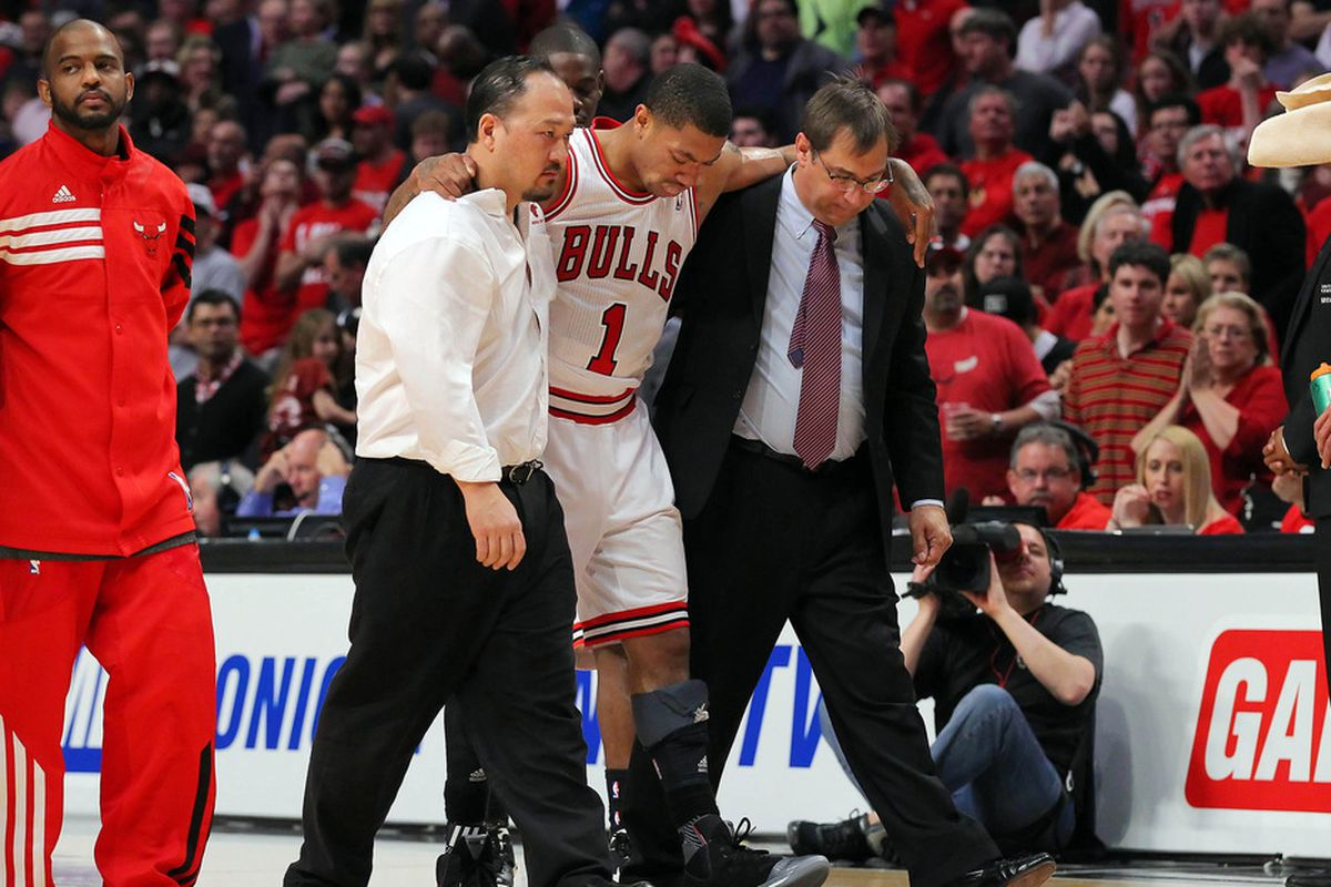 Derrick Rose's injury and the 10 worst things to happen in
