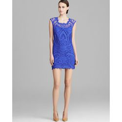 """<b>Nicole Miller Artelier</b> Abby Dress, <a href=""""http://www1.bloomingdales.com/shop/product/nicole-miller-artelier-dress-abby-cap-sleeve-placement-lace?ID=1015055&CategoryID=1002604#fn=PRICE%3D100.0