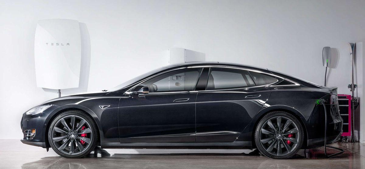 Tesla Energy Powerwall
