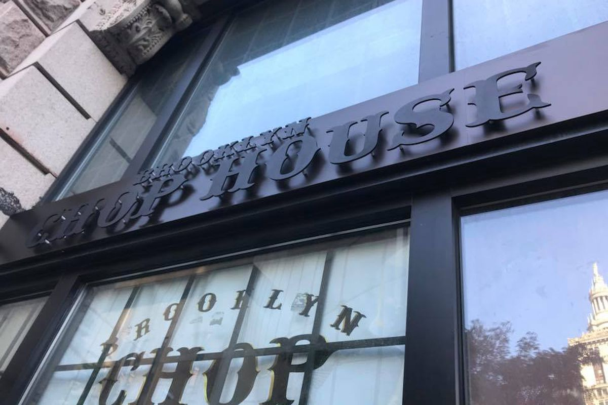Brooklyn Chop House Opens In The Financial District With