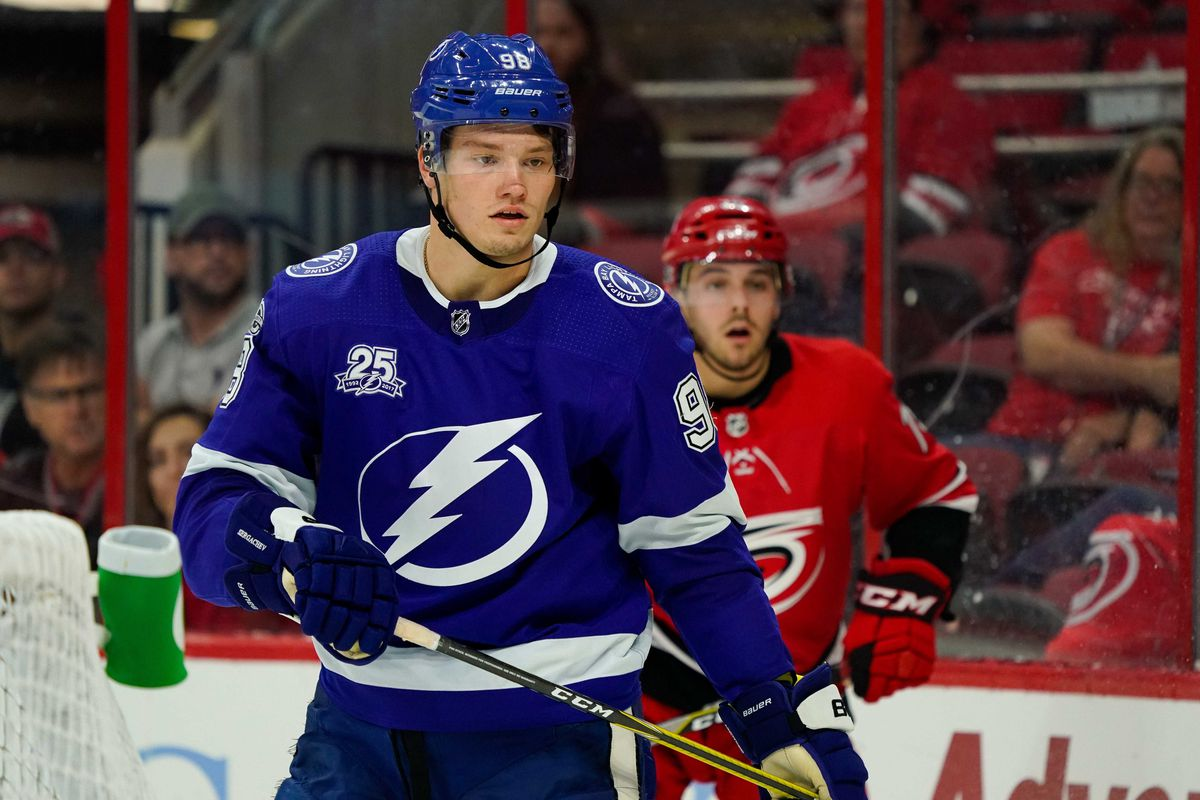 NHL: Preseason-Tampa Bay Lightning at Carolina Hurricanes