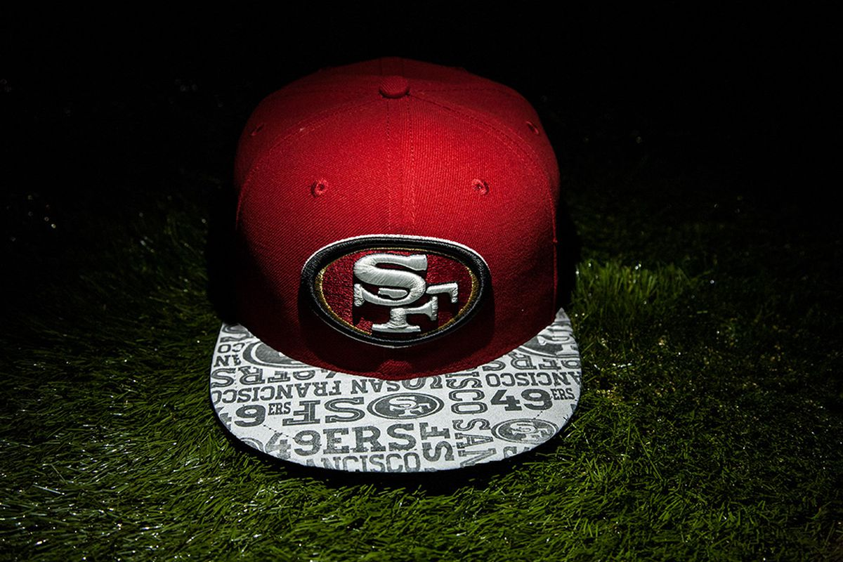 NFL Draft hats  What the 49ers draft pick will be wearing Thursday evening c2cbb7a19