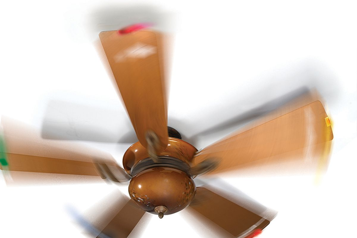How To Balance A Ceiling Fan And Blades