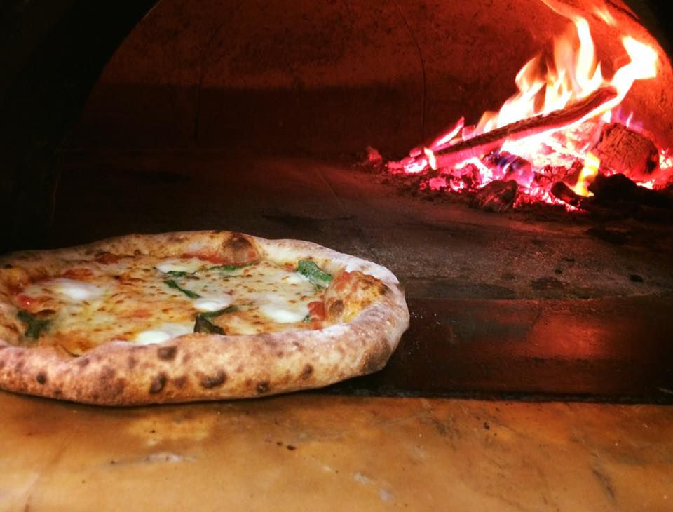 Ghibellina DC pizza