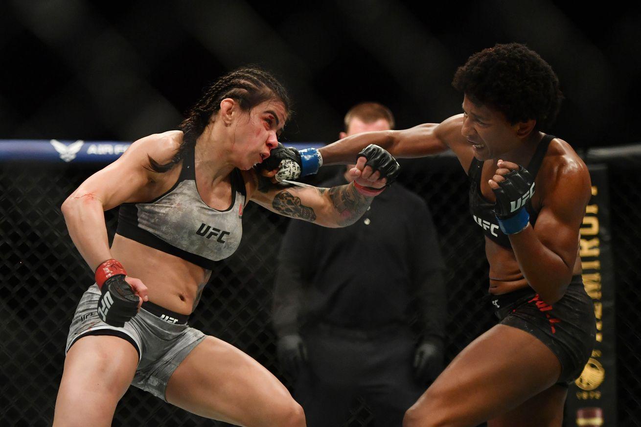 MMA: UFC Fight Night-Gadelha vs Hill