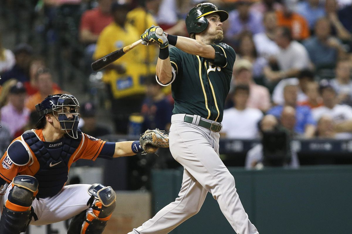 Could Josh Reddick remain in Oakland beyond 2016?