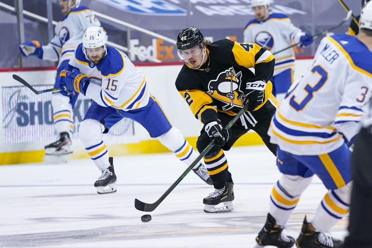 NHL: MAY 08 Sabres at Penguins