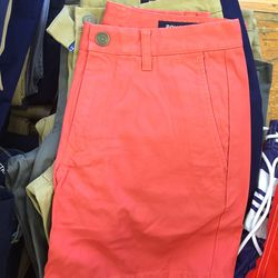 Chino shorts, $19