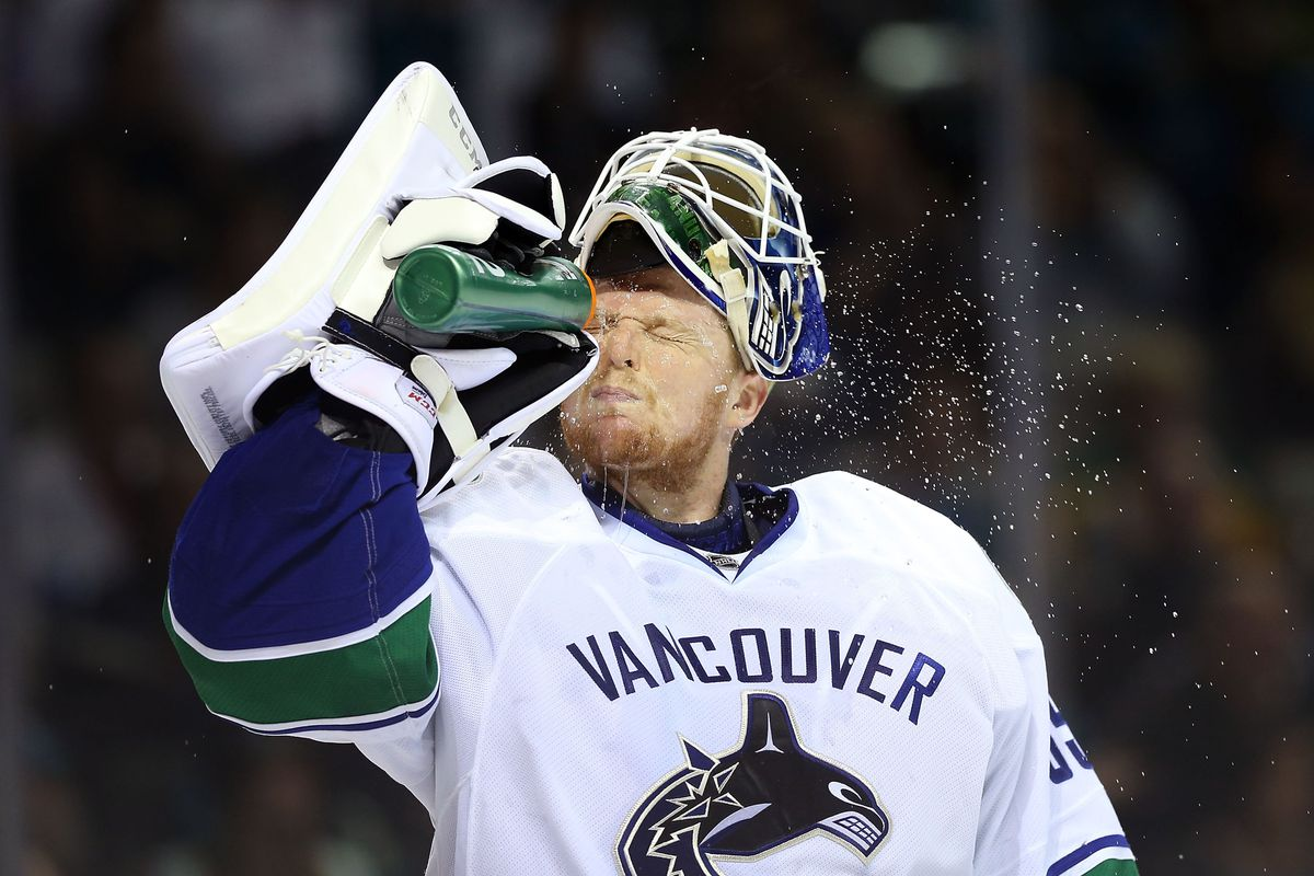 This coming season, this guy will be wearing a new uniform and a pretty awesome new mask.