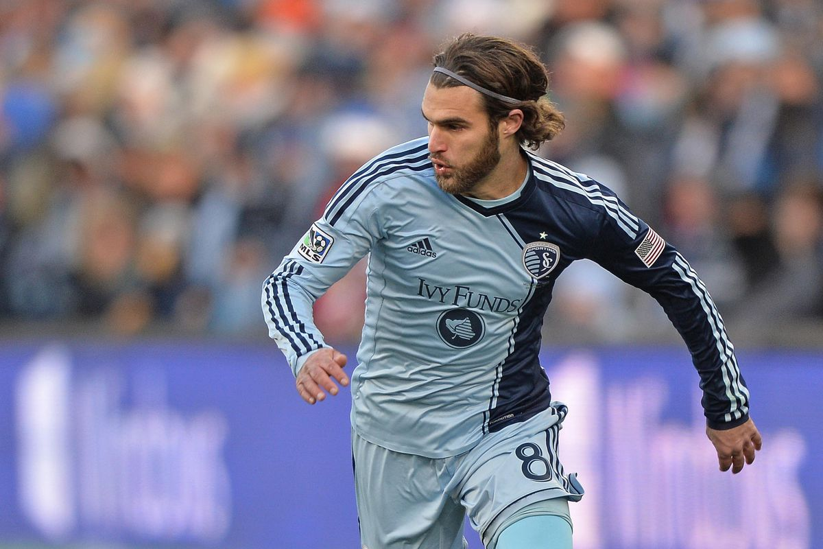 Graham Zusi lifted Sporting KC over Colorado last season at Sporting Park by a 2-1 scoreline