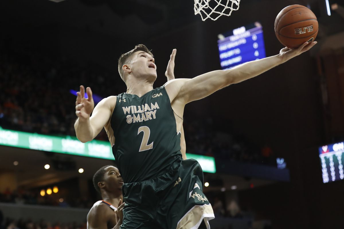 NCAA Basketball: William & Mary at Virginia