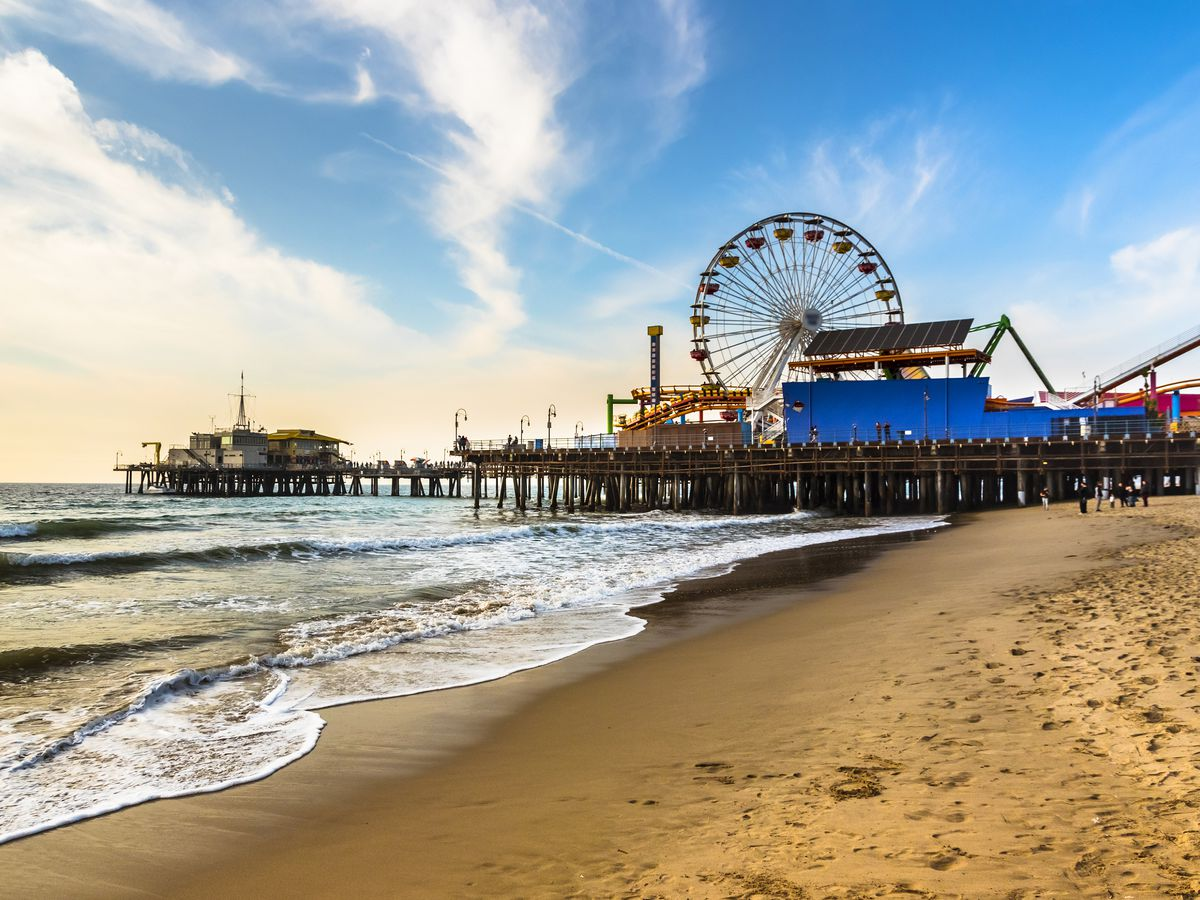 Best Los Angeles Beaches Med Curbed La