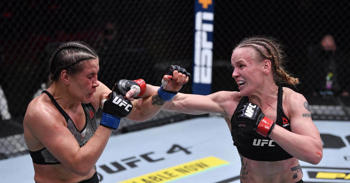 Dana White: Jessica Andrade 'a real problem' for Valentina Shevchenko, who doesn't need to please critics thumbnail