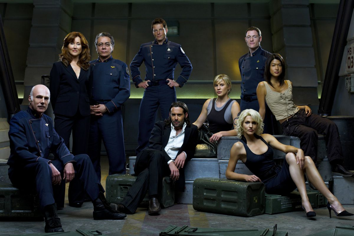 For a long time, Battlestar Galactica was available on streaming. Then, suddenly, it wasn't.