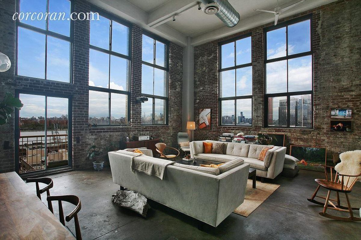 Williamsburg loft in a former factory wants $3 2M - Curbed NY