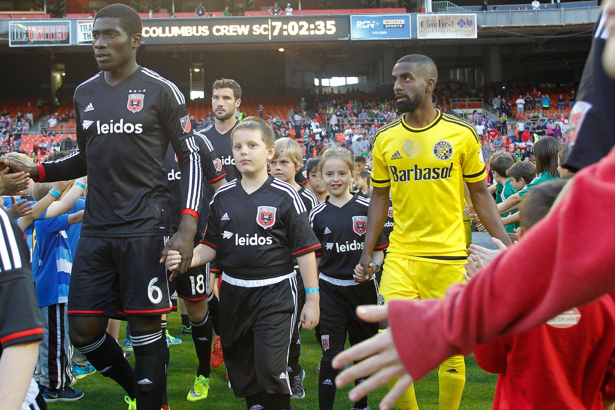 Columbus and D.C. last met in May, with United pipping a 2-0 win. The two meet again on Saturday in Washington, D.C.