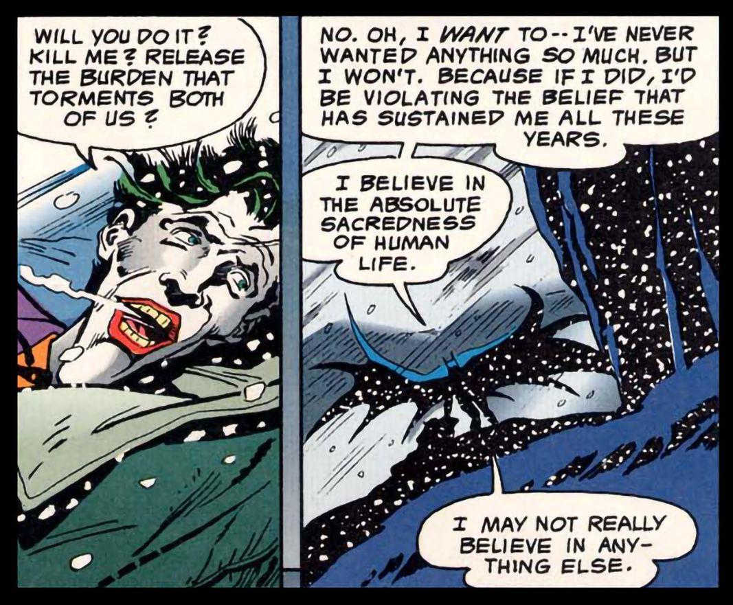 Batman: Legends of the Dark Knight Annual #1, DC Comics (1991).