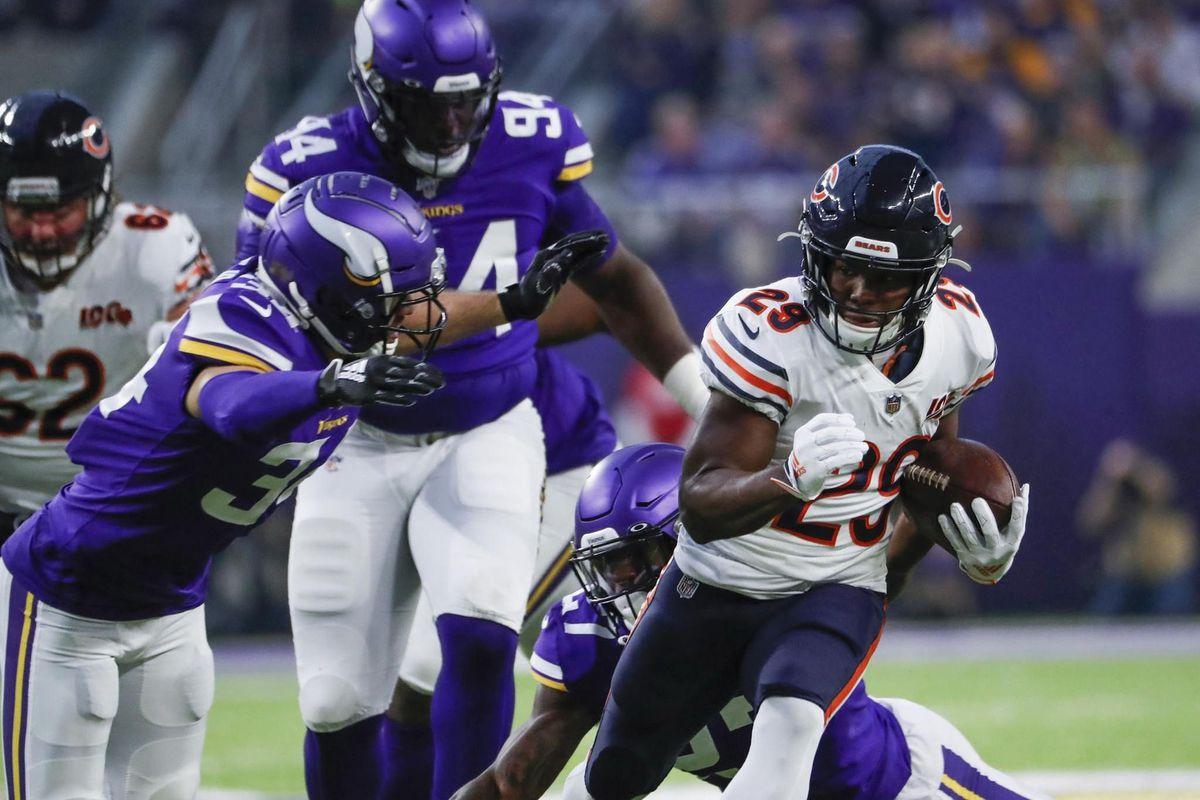 Brad Biggs: Matt Nagy says the Chicago Bears have put 2019 in the past