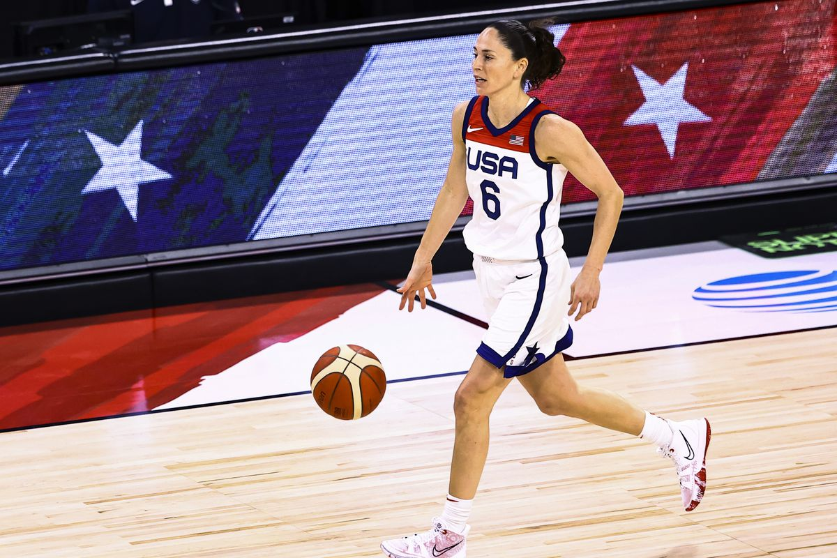 Sue Bird will be the second women's basketball player to carry the United States flag at the Olympics opening ceremony.