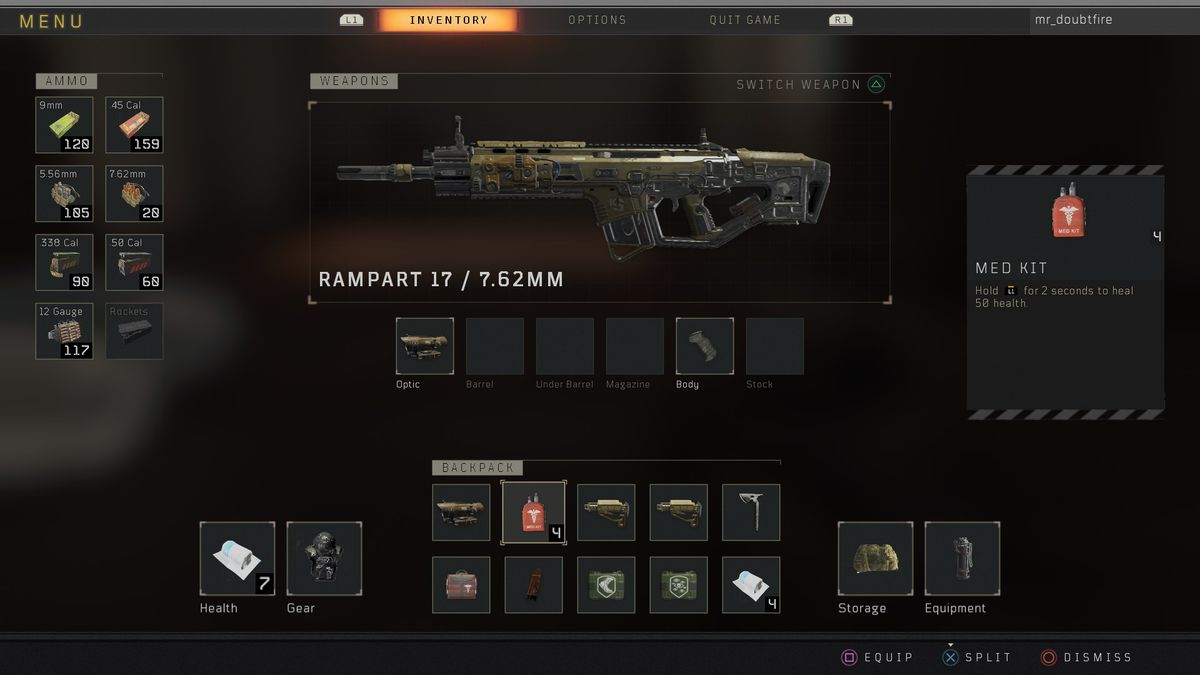 Call of Duty: Black Ops 4 Blackout weapons and items guide - Polygon