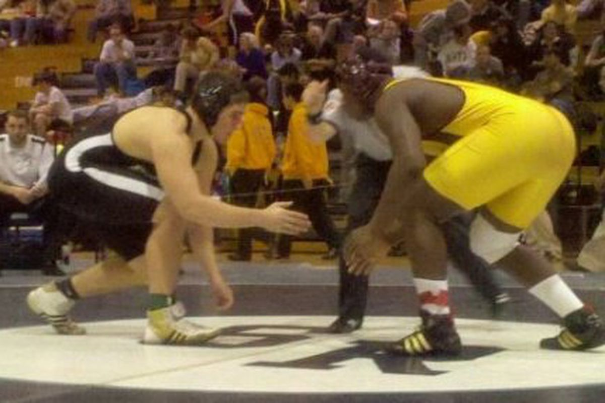 Brown, like several of this seasons recruits, is as accomplished on the mat as he is on the field.