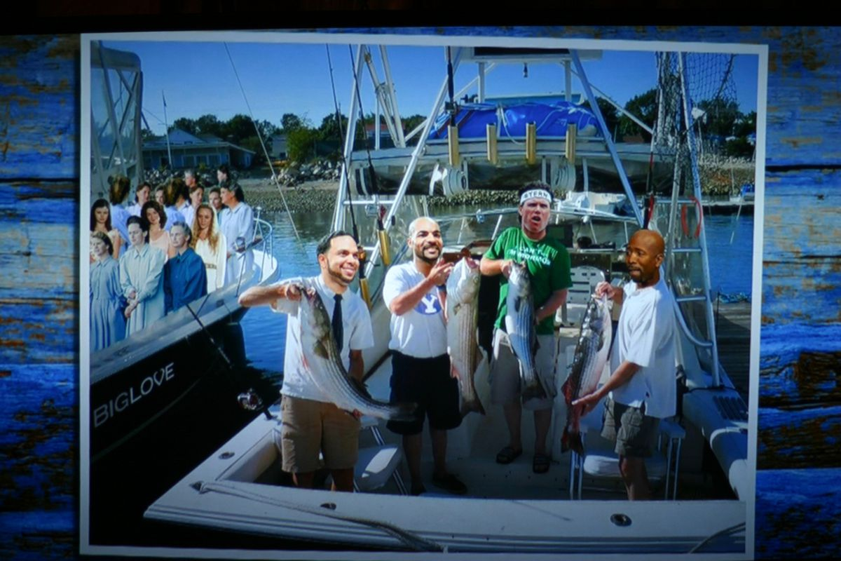 tnt classy gone fishing