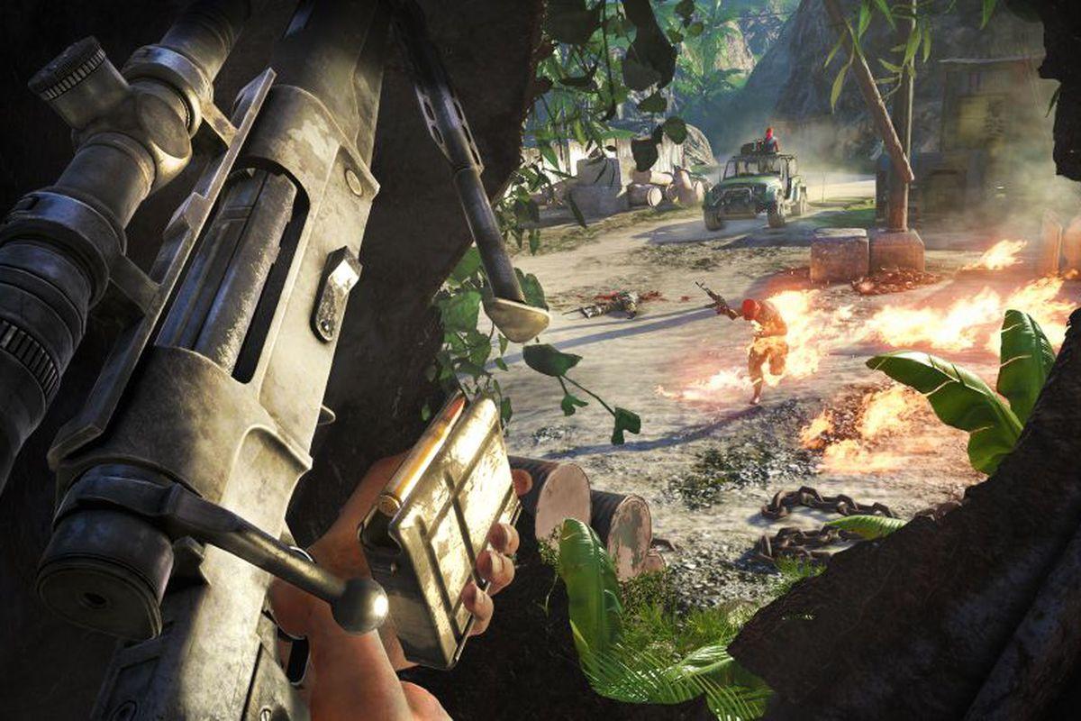 Gallery Photo: 'Far Cry 3' Gamescom screenshots