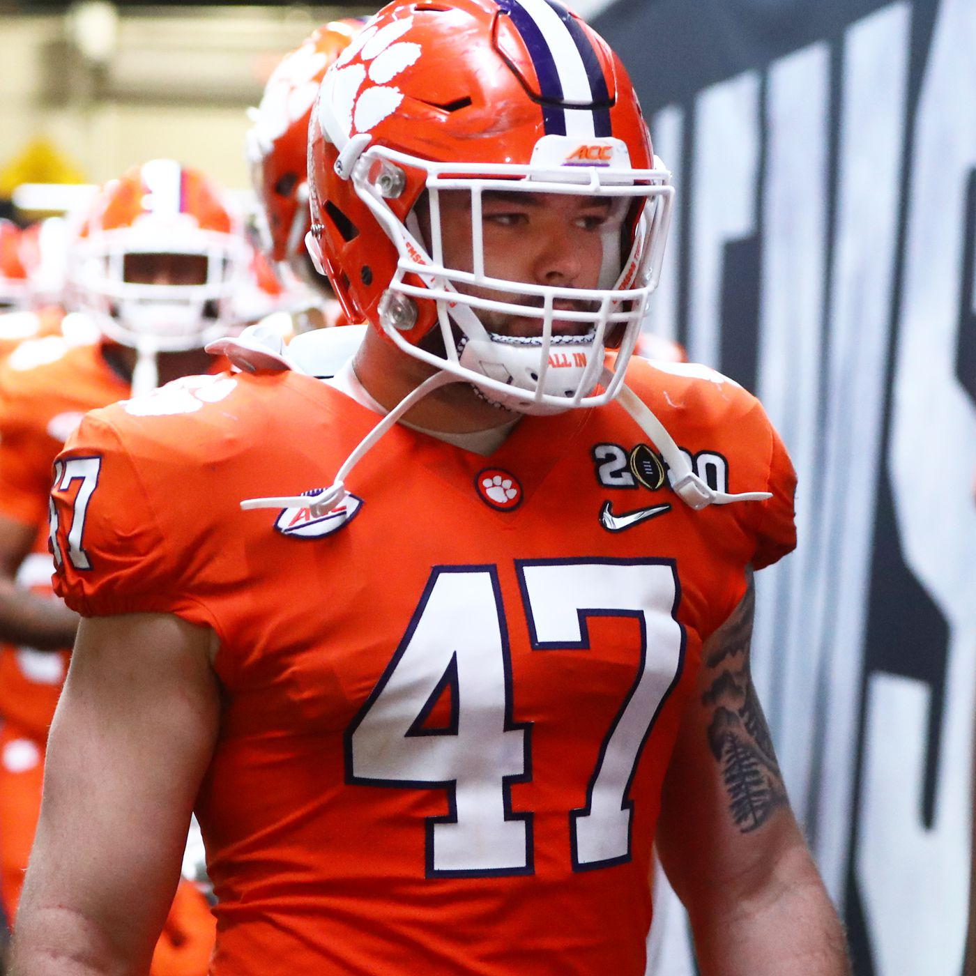 2020 Clemson Football Season Preview Linebackers Shakin The Southland