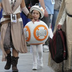 Cute (Star Wars inspired) overload!