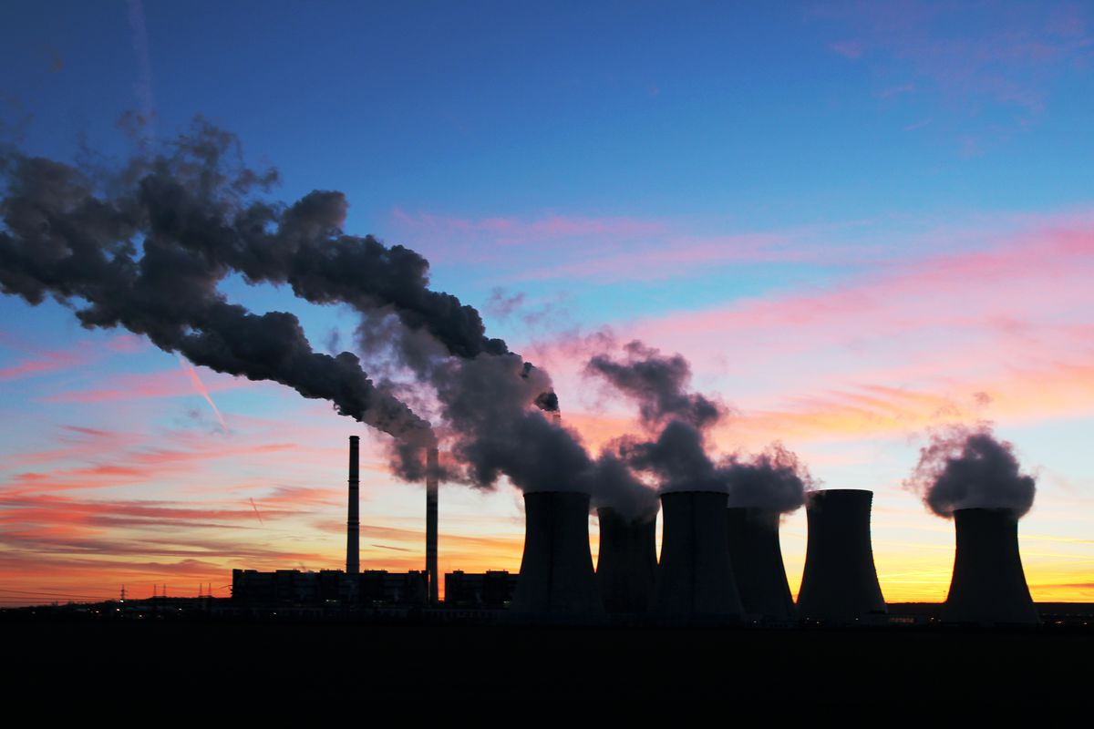 The sun never sets on the global coal empire.