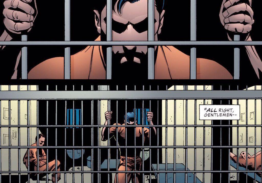 By Bruce Wayne: A Killer?