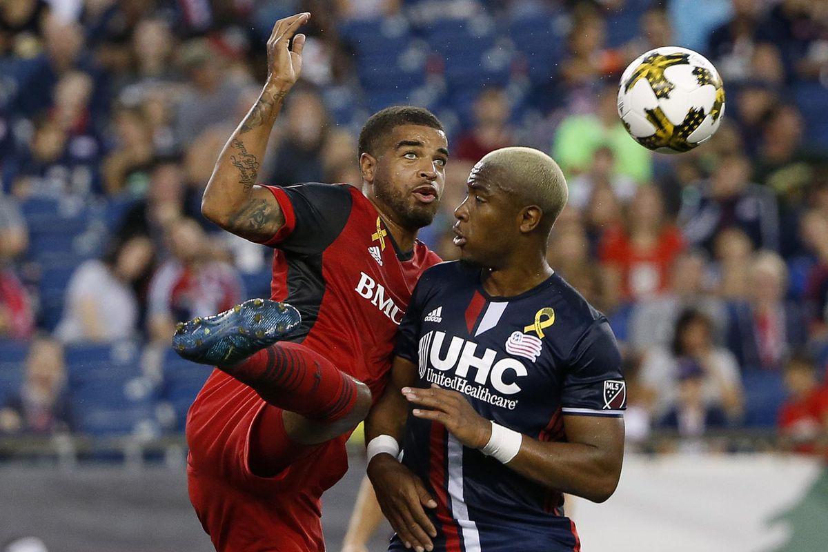 MLS: Toronto FC at New England Revolution
