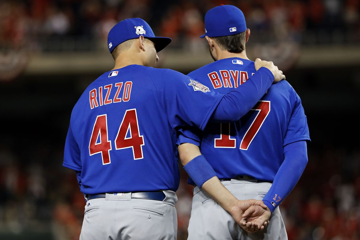 the 2018 cubs by the numbers bleed cubbie blue