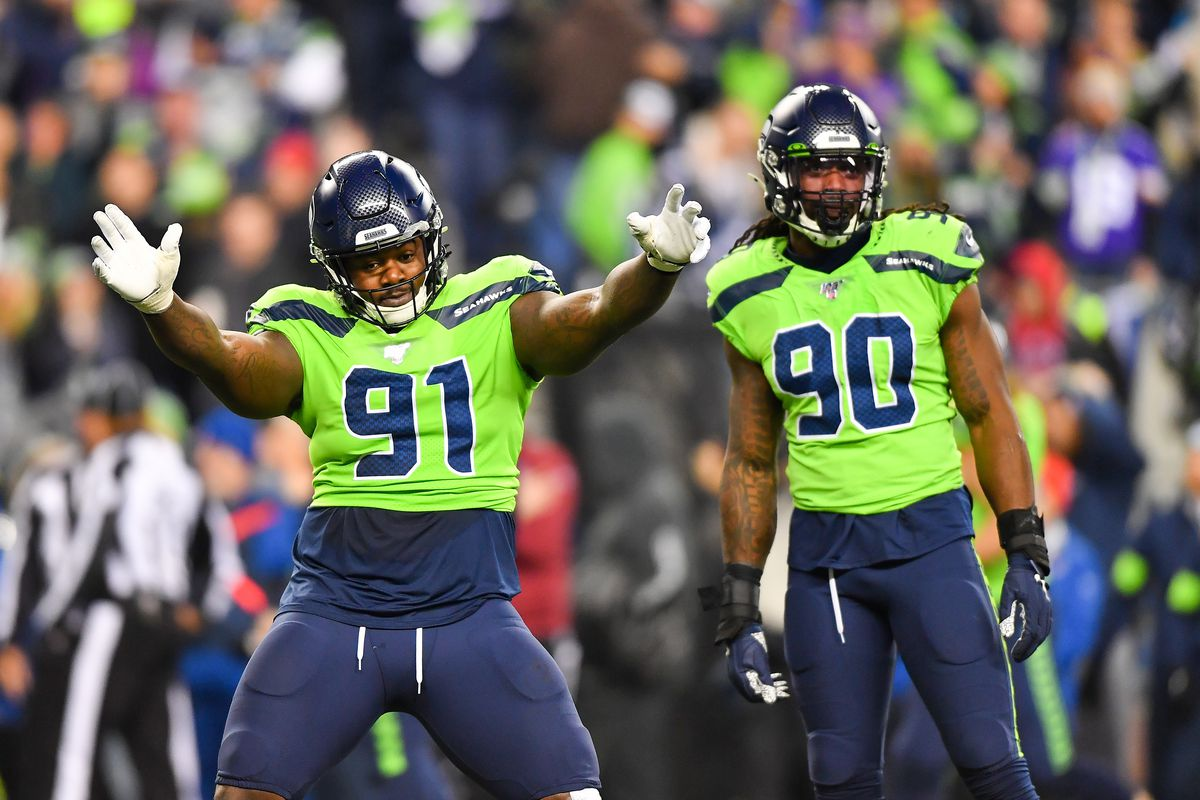Seattle Seahawks News 3 28 Do The Seahawks Have A Plan At De Field Gulls