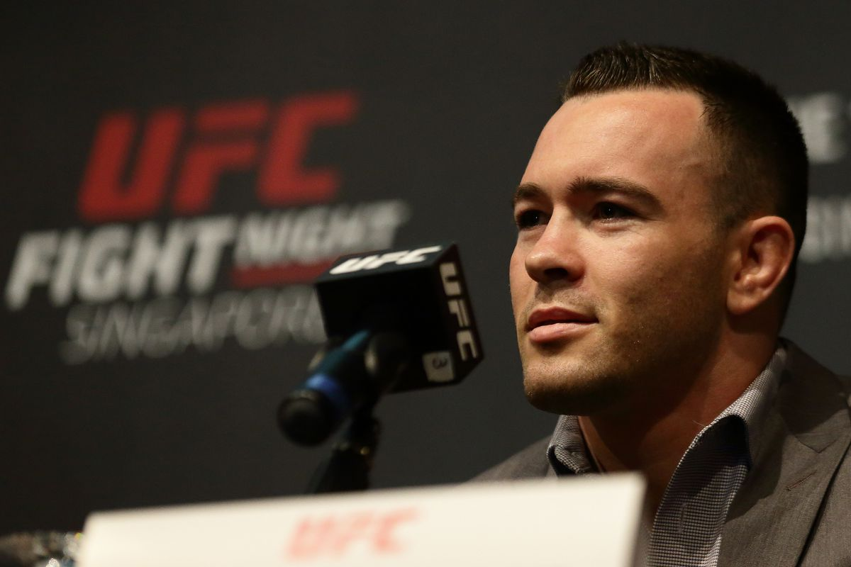 UFC Fight Night Singapore: On-sale Press Conference