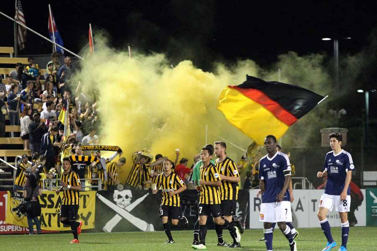 Charleston Battery Owner: We want to be an MLS city - Dirty South ...