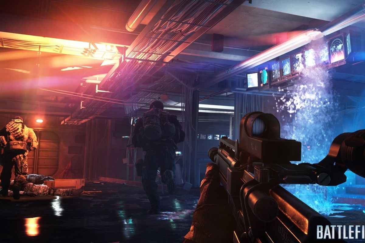 Battlefield 4 on Xbox 360 requires 2 GB install, optionally