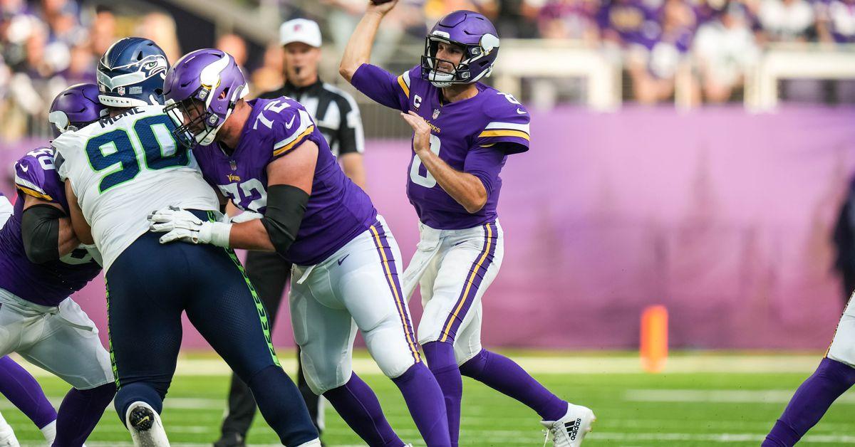 Vikings Stock Market Report:  Seahawks Edition