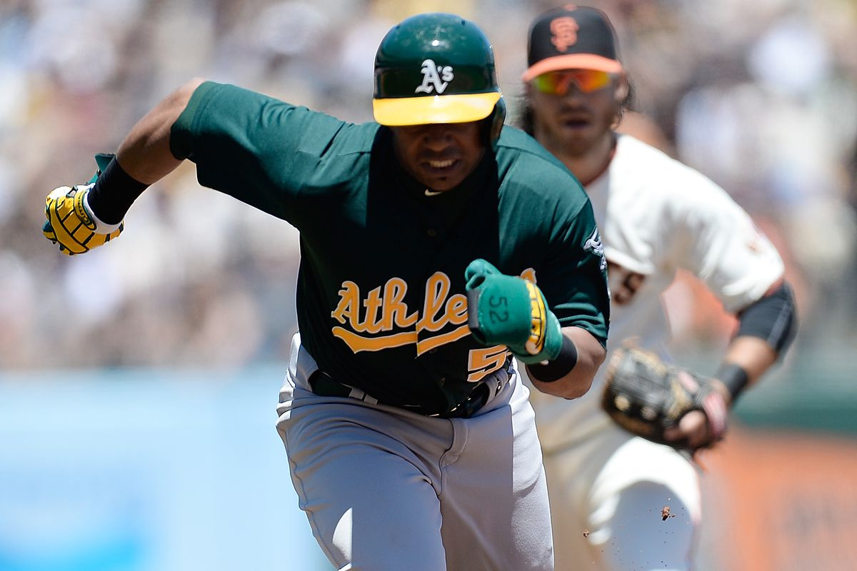 I mean, the Giants have literally chased Cespedes before.