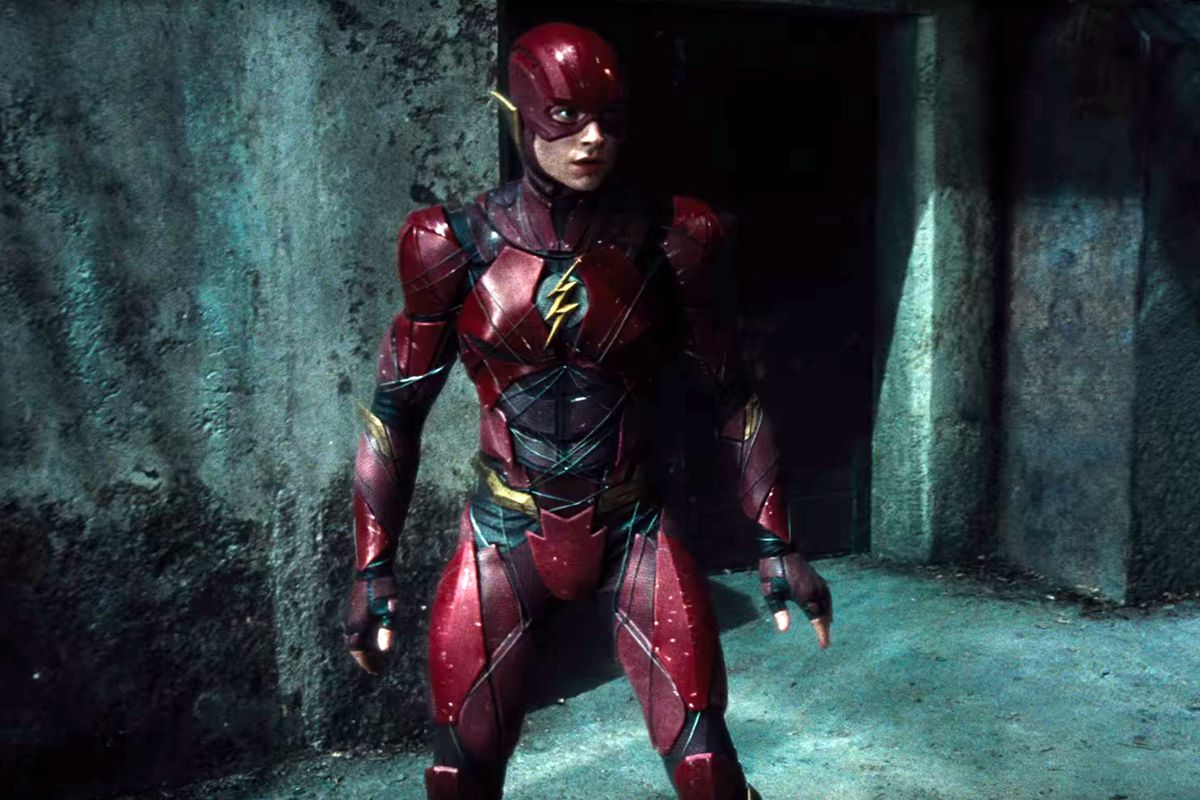 'The Flash' movie is titled 'Flashpoint', will adapt comic book storyline