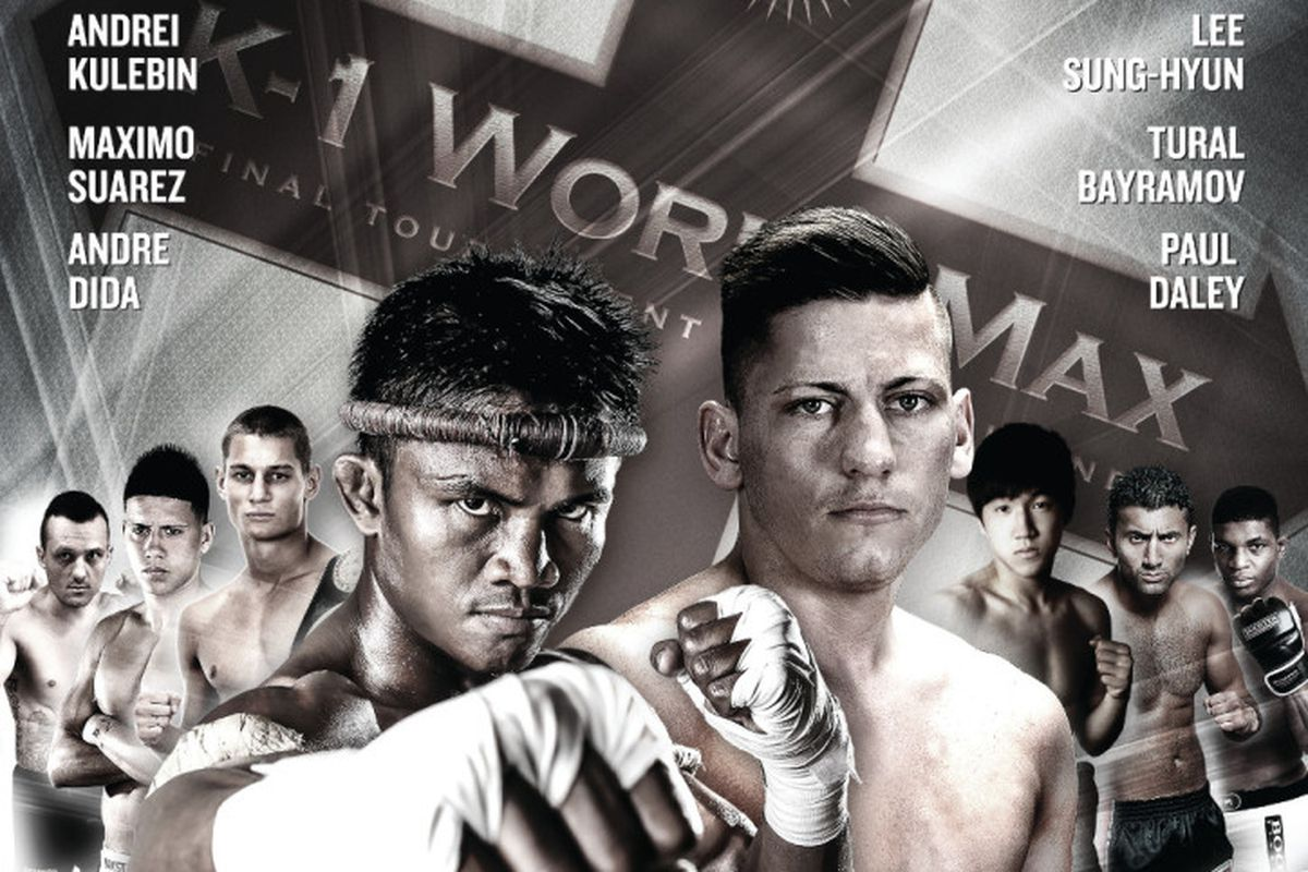 K-1 MAX Final this Saturday: Watch free live stream here