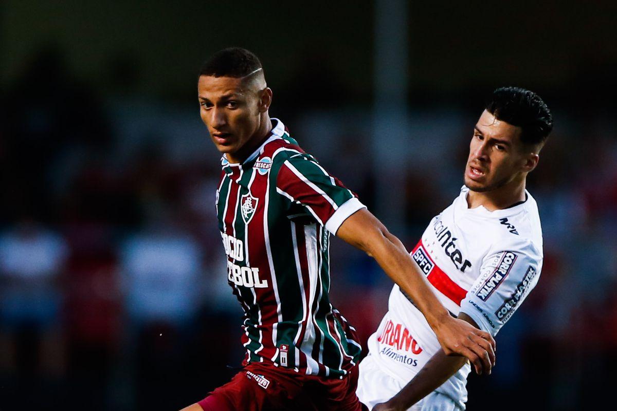 Sao Paulo v Fluminense - Brasileirao Series A 2017