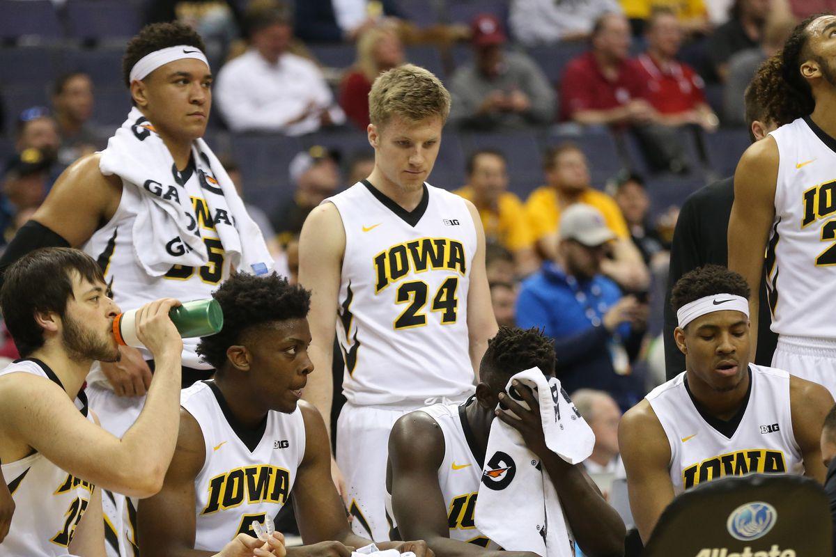 NCAA Basketball: Big Ten Conference Tournament-Iowa vs Indiana