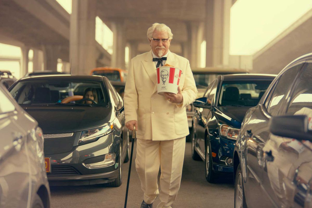 Colonel Sanders Can Now Be the Voice of Your GPS Navigation System