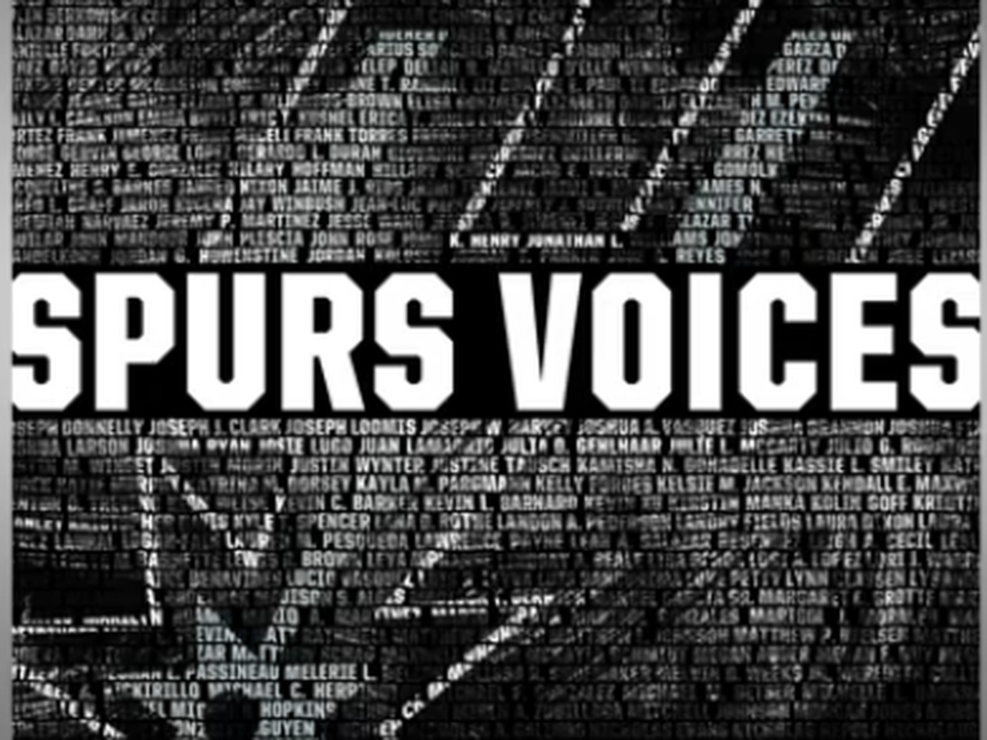 Spurs Voices With Brian Wright Pounding The Rock