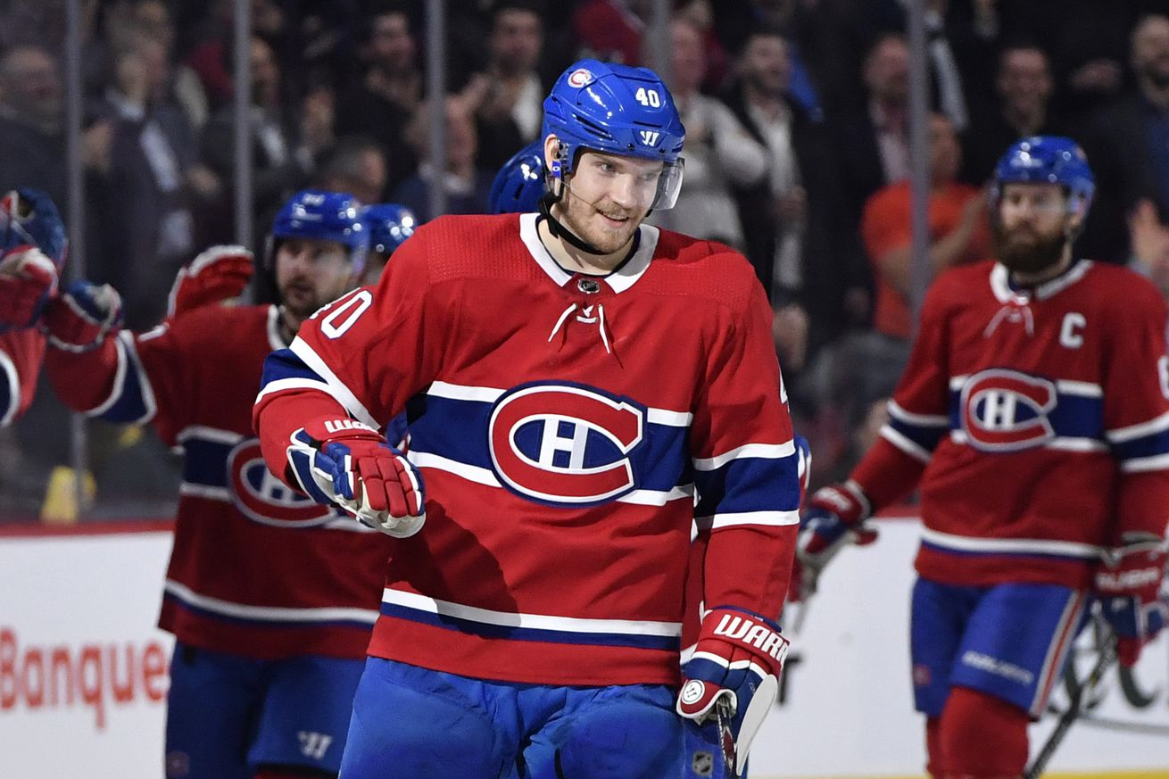 Canadiens re-sign Joel Armia to two-year contract