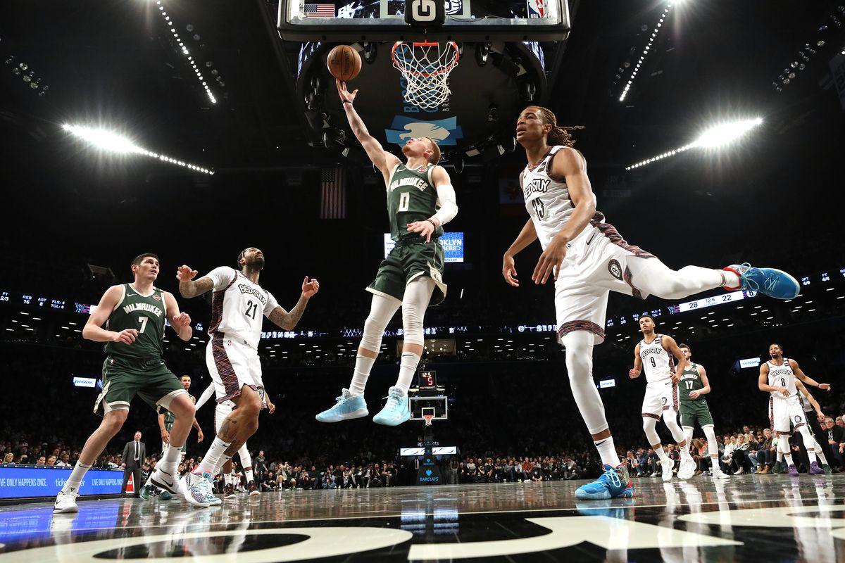 Bucks vs. Nets Game Thread - Brew Hoop