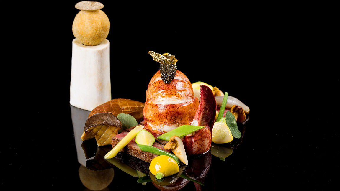 """Le Cirque's $325 """"Ultimate"""" surf-and-turf"""